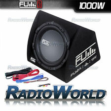 "FU12A FLI 12"" Underground Active Sub woofer & Amp Amplifier Enclosure 1000w"