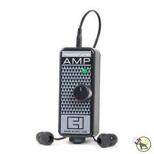 Electro-Harmonix Headphone Amp Personal Portable Practice Guitar Amplification