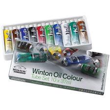 Winsor & Newton Winton Oil Colour Tube Set 10 x 37ml