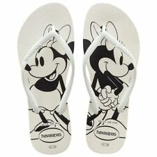Havaianas Slim Women Disney Minnie Mouse Flip Flop Sandals Vary Color All Sizes