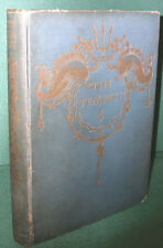 The Tempest by Shakespeare Illustrated by Paul Woodroffe-1908 Edition