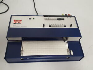 LKB Bromma 2210 1-Channel Recorder Chromatography Equipment Lab