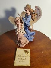 Boyds Charming Angels Guinevere and Felicity Guardians of Friends #28218