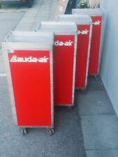 Airline Trolley Lauda air Flugzeug Servierwagen Niki Lauda