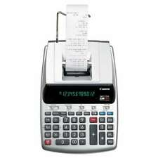 Canon® Mp11Dx-2 Printing Calculator, Black/Red Print, 3.7 Lines/S 013803289138