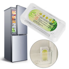 Fridge Activated Bamboo Charcoal Air Fresher Freezer Deodorizer Smell Remover
