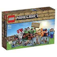 LEGO Minecraft™ 21116 Elaboración de Caja NUEVO EMBALAJE ORIGINAL MISB