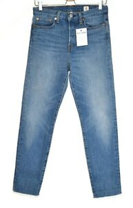 Womens Levis WEDGIE ICON Skinny High Rise Blue WHITE OAK Jeans 10 W28
