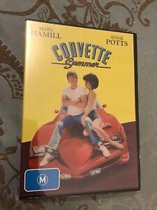 Corvette Summer Dvd