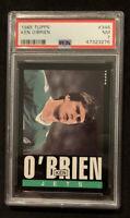 1985 Topps Football #346 Ken O'Brien RC ROOKIE PSA 7 Near Mint NM NEW YORK JETS