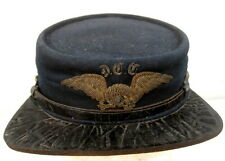 Indian War US Army M1872 Enlisted Infantry Forage Cap or Kepi Style Hat - RARE 2