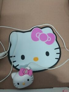 Hello Kitty Styling Mouse and Pad For Computer PC Laptop