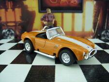 '17 Luz Verde 1965 Shelby Cobra LOOSE 1:64 Vintage GOLFO GAS Estación Serie