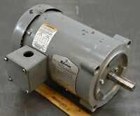 Boston Gear Baldor DUTF-B 1/4 HP 1725 RPM Electric Motor 3-PH 230/460 Volt
