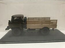 USSR RARE Tantal Radon GAZ 66 4x4 1:43 in replacement cabinet CCCP Army Truck