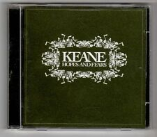 (GY620) Keane, Hopes And Fears - 2004 CD