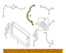 NISSAN OEM 07-13 Altima Air Conditioner-Suction Hose 92480ZN50A
