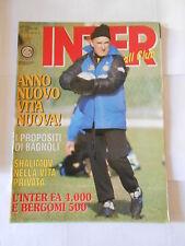INTER football club n.1 gennaio 1993