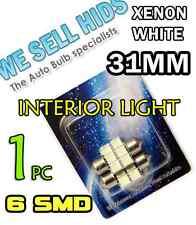 1 x 30mm 4 x 5050 SMD LED Festoon Bulb Subaru Impreza STi Forester HONDA ACCORD