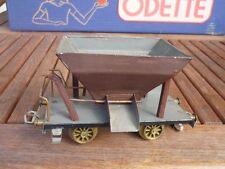 Pista O Construir uno mismo Vagón de autodescarga marrón como TALBOT