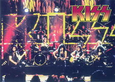 KISS SERIES 1 CORNERSTONE COMMUNICATIONS PROMO CARD P10
