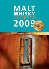 """""""AS NEW"""" Malt Whisky Yearbook 2009, Ingvar Ronde, Book"""