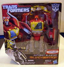2013 Hasbro Transformers Generations Classics Blaster Cybertron Takara Tomy NY