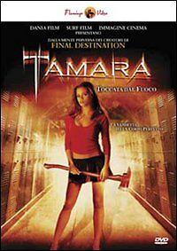 Tamara (2005) DVD