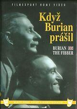 Baron Munchausen (Kdyz Burian Prasil 1940) Vlasta Burian DVD English subtitles