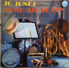 Jo Jones, vamp til ready, LP