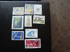italia - 9 sellos año 1986 sellados (A9) stamp italia (e)