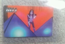 Kiss ACE FREHLEY collectors card official 1996 like new!