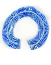 200 Pc DISPOSABLE PLASTIC LINERS for PEDICURE SPA CHAIR Nail salon supply BLUE