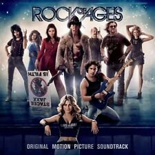 ROCK OF AGES CD - ORIGINAL MOTION PICTURE SOUNDTRACK (2012) - NEW UNOPENED