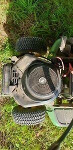 John deere lt166 tractor