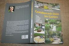 Fachbuch Mauern und Wege aus Naturstein, Gartengestaltung, Terrasse, Granitstein
