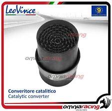 Leovince Convertitore da utilizzare con collettore diametro 50mm/Catalizzatore
