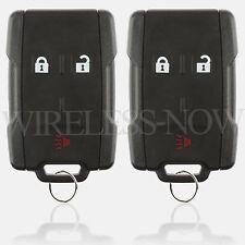 2 Car Key Fob Keyless Remote 3B For 2008 2009 2010 Saturn Vue