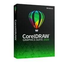 CorelDRAW Graphics Suite 2020 Version Official FULL VERSION eDELIVERY