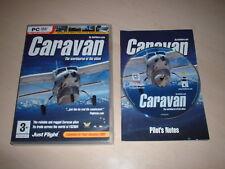 ✈️ CESSNA 208B CARAVAN  ~ Microsoft Flight Simulator 2004 / FS2004 ADD-ON **RARE