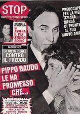 1985 11 15 - STOP - N.1937 - ANNO XXXIX - 15 11 1985 - PIPPO BAUDO