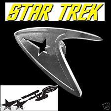 Star Trek Classic Original TV Series Command Logo Badge Metal Pin TNG DS9