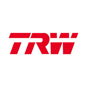 Fiat 500 TRW Front Disc Brake Pad Set TPC1568 68102483AA