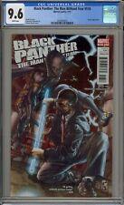 BLACK PANTHER: MAN WITHOUT FEAR #518 - CGC 9.6 - KRAVEN APP - 2039459016