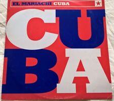 """EL MARIACHI Cuba (12"""" 1996) Roger Sanchez Hustlers Convention"""