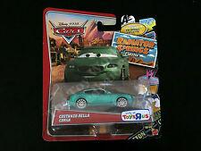 Disney Pixar Cars Costanzo Della Corsa Green Maserati Mattel Die-cast Classic RS