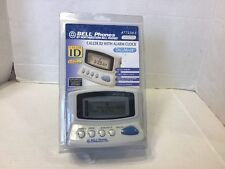 Bell Phones Caller ID With Alarm Clock New Sealev77050-1