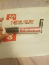 Supreme Black Marker