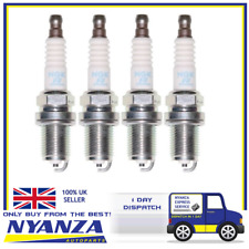 Ford Escort Fiesta Focus Fusion Puma Mazda NGK Spark Plugs (Set of 4) TR5A-10