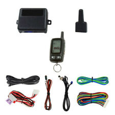 Autopage MA-200 2-Way LCD Paging Motorcycle Alarm Remote Bike Security System